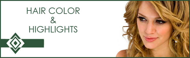 Hair Color Services : Color & Highlights - Jade Hair SalonJade Hair Salon